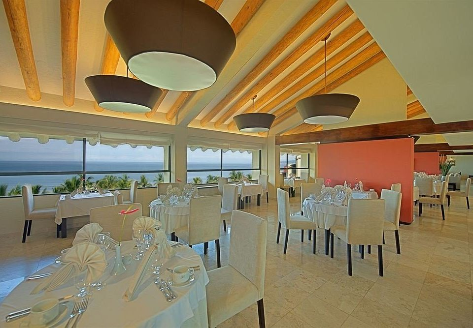 chair restaurant Dining function hall Resort
