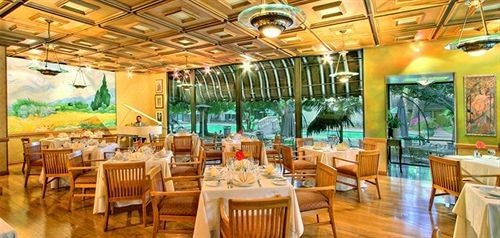 chair Resort restaurant Dining function hall