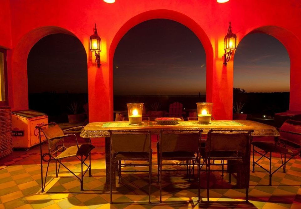 chair restaurant function hall stage Dining hacienda Resort set