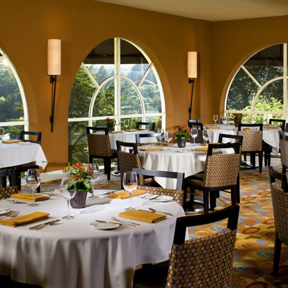 chair Dining restaurant function hall Resort rehearsal dinner overlooking