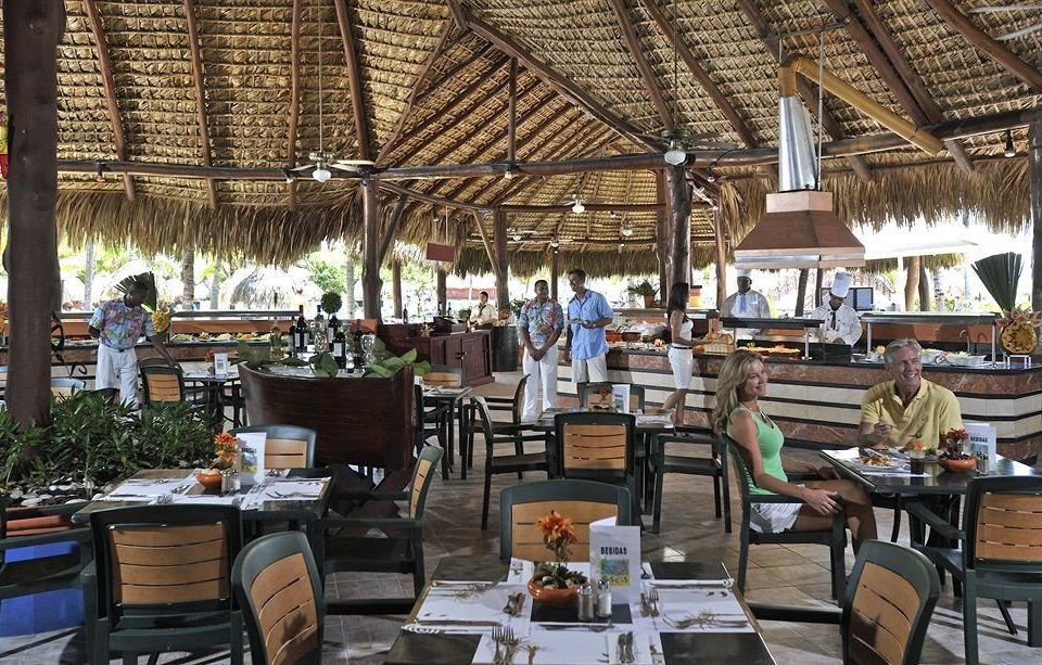 chair restaurant market Dining Resort