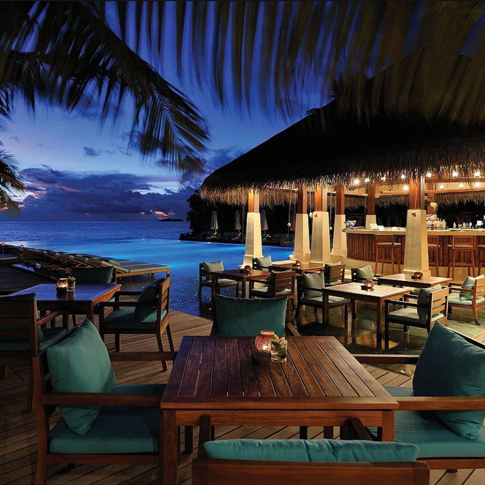 chair Resort restaurant Dining set