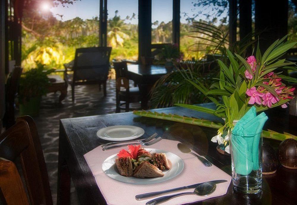 flower restaurant Resort Dining dining table