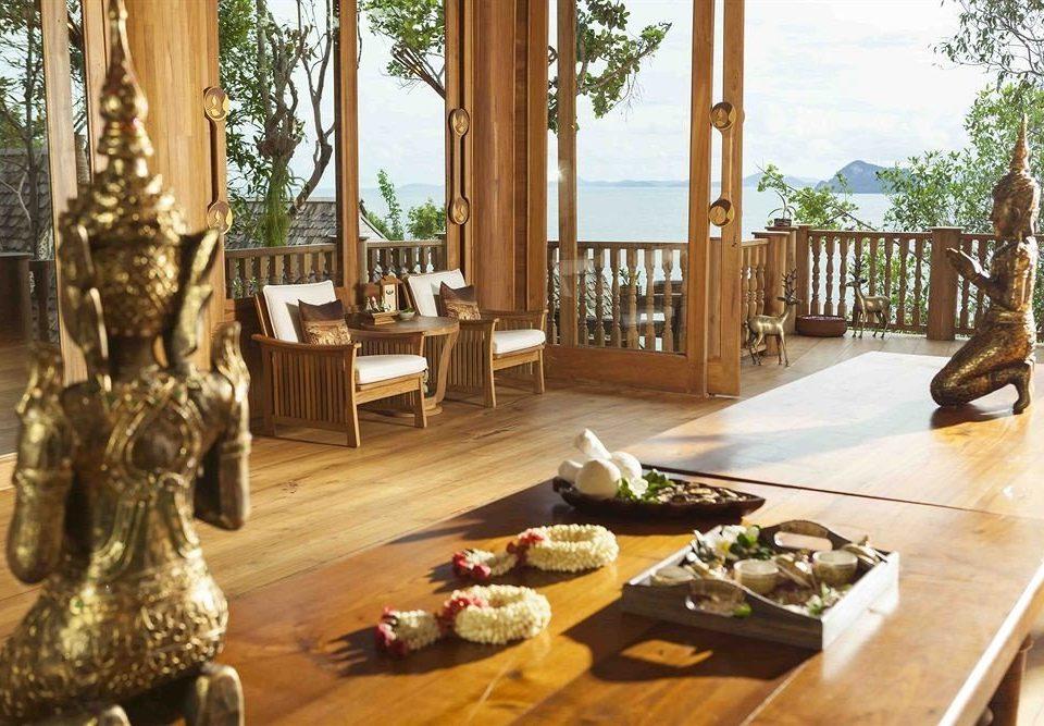 Resort home restaurant Dining dining table