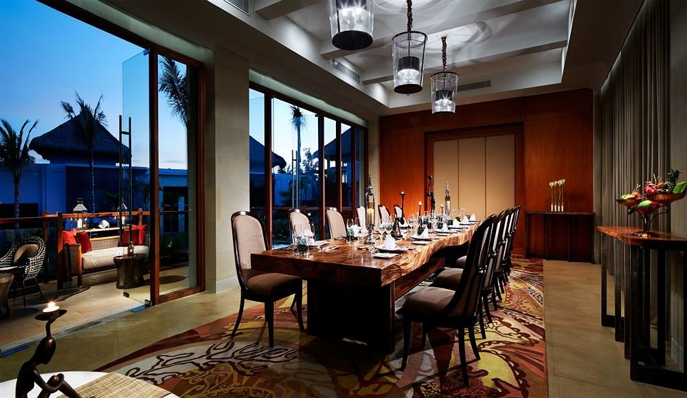 property restaurant home Resort Dining dining table