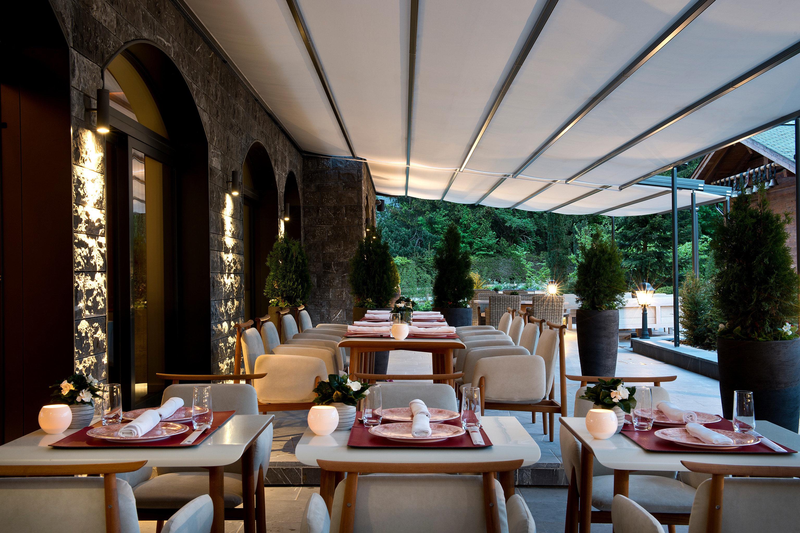 restaurant Resort Dining set