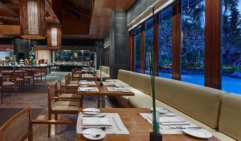wooden restaurant Resort Dining