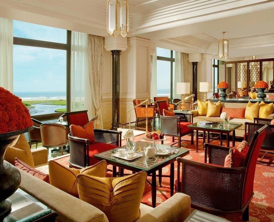 property chair restaurant Dining Suite condominium Resort living room café