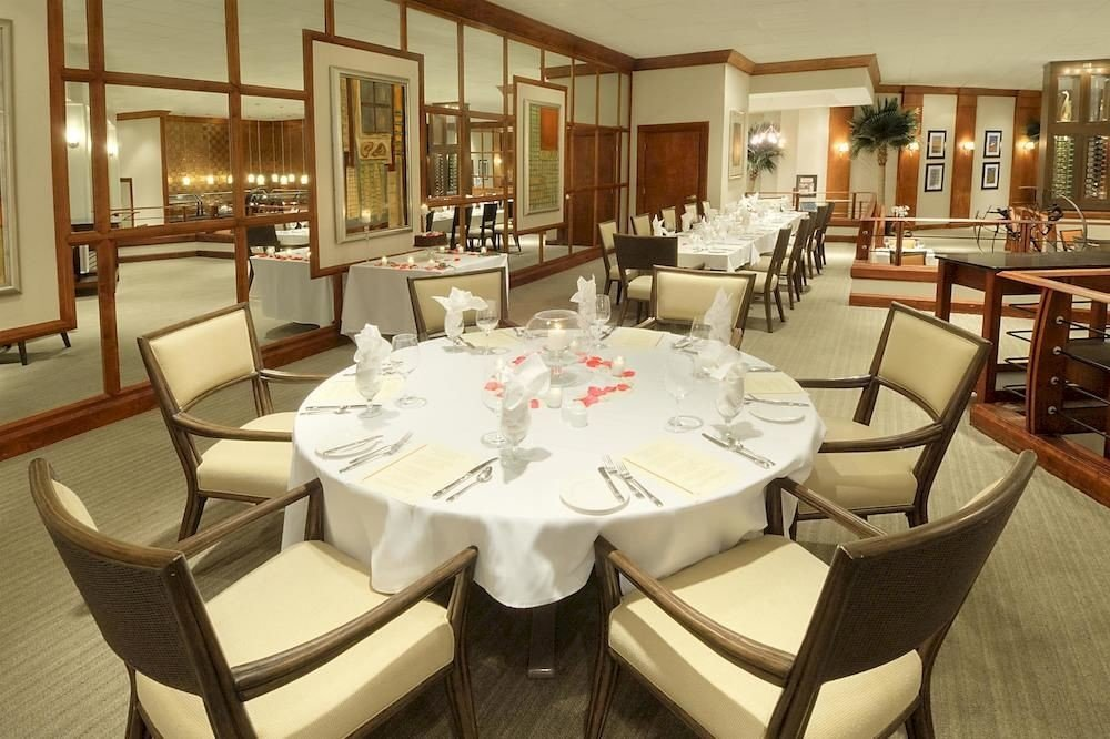 chair restaurant property function hall Dining Suite Resort set dining table