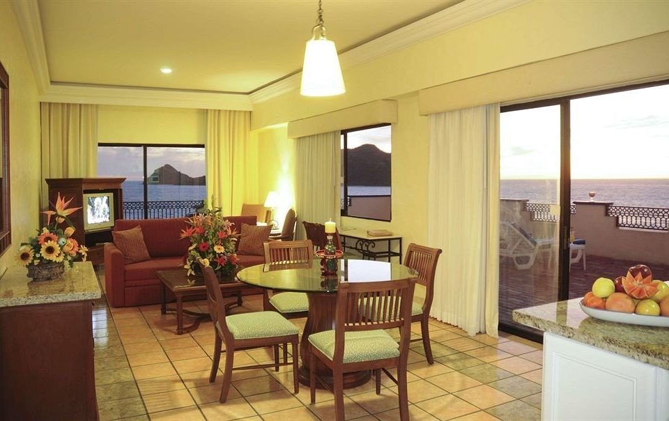 property Suite Resort condominium home cottage Villa Dining living room