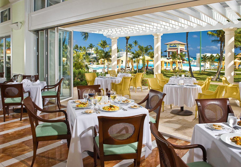 chair Dining plate restaurant Resort function hall Villa brunch set dining table