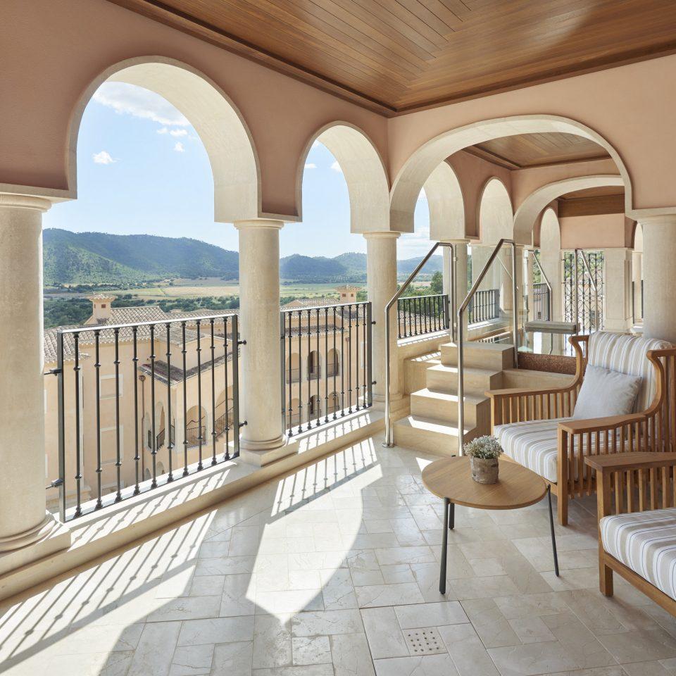 building property chair Villa Resort mansion home Dining cottage