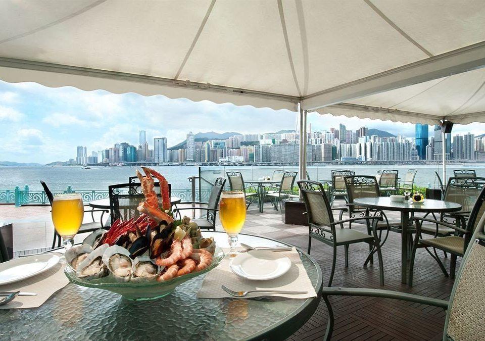 leisure swimming pool Resort restaurant home Villa Dining condominium caribbean