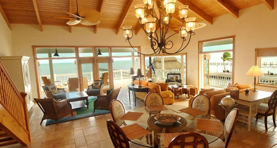 chair property Resort living room Dining Villa cottage home condominium farmhouse
