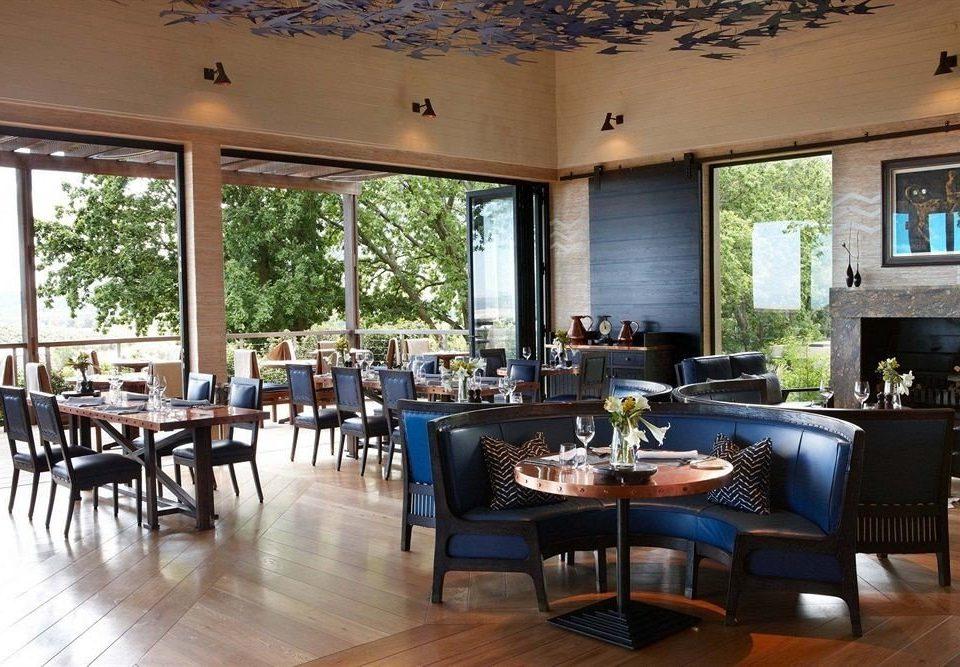 chair property Resort home restaurant living room Villa condominium Dining dining table