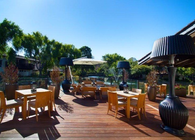 sky chair property Resort Villa wooden condominium eco hotel restaurant Dining hacienda cottage set
