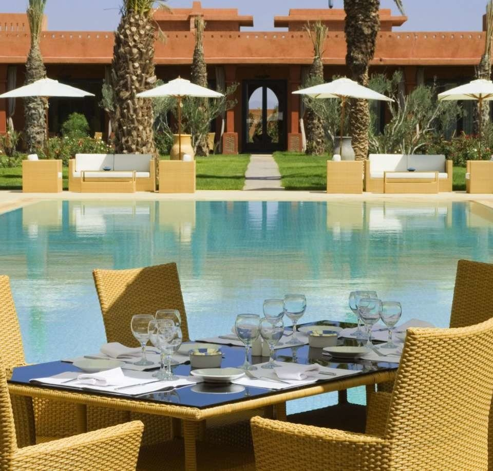 leisure property swimming pool Resort Dining Villa palace restaurant hacienda condominium set