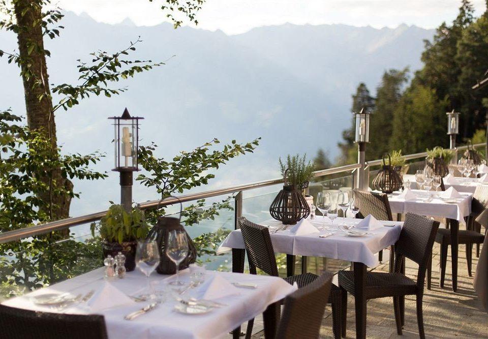 tree restaurant wedding Dining Resort Villa dining table