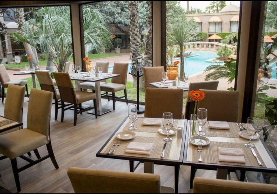property restaurant Dining Resort Villa dining table