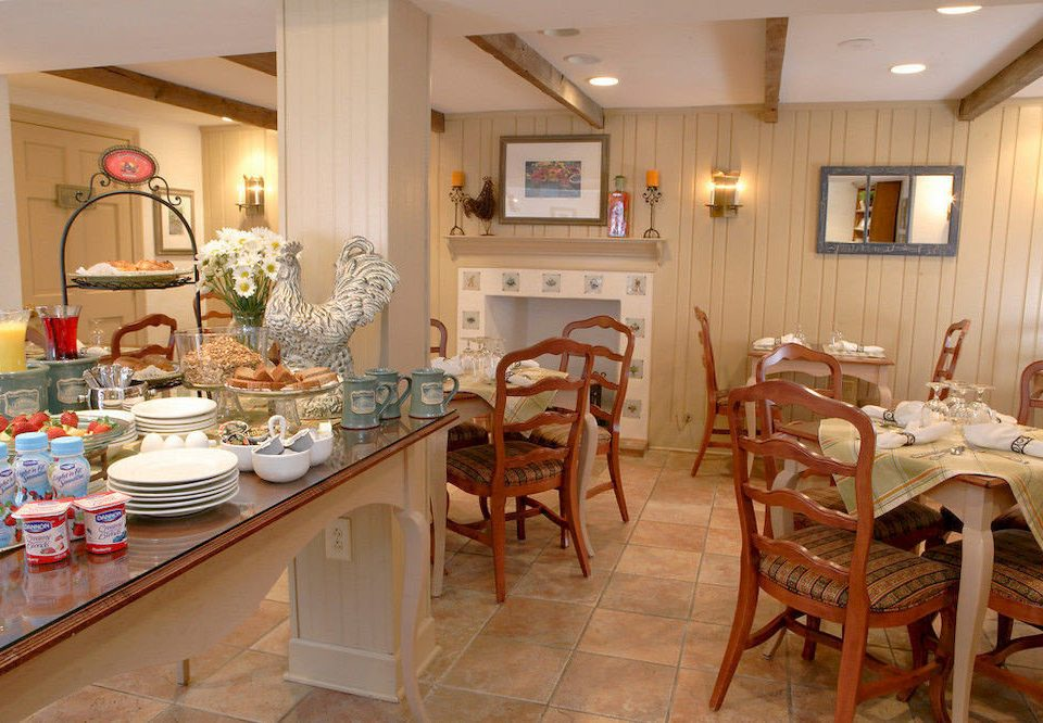 Dining Romantic property restaurant home cottage dining table