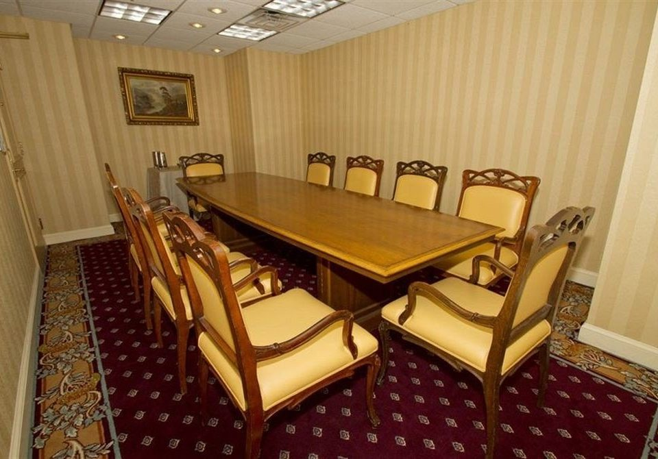 chair property Dining conference hall recreation room function hall Suite dining table
