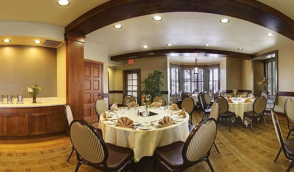 chair restaurant function hall Dining conference hall Suite fancy dining table