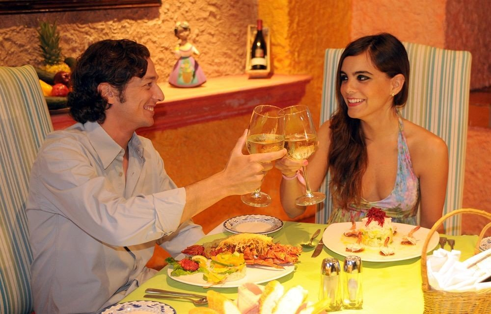 dinner eating lunch restaurant supper sense dining table