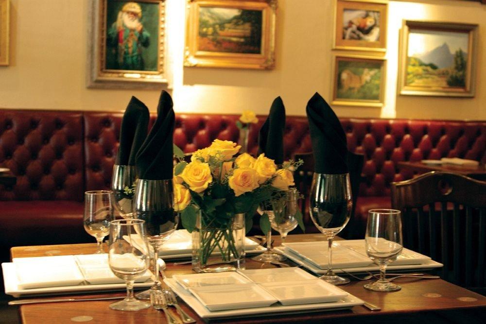 dinner restaurant lunch dining table