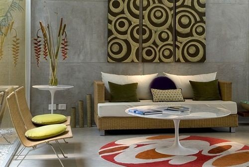 property living room modern art wallpaper flooring mural dining table