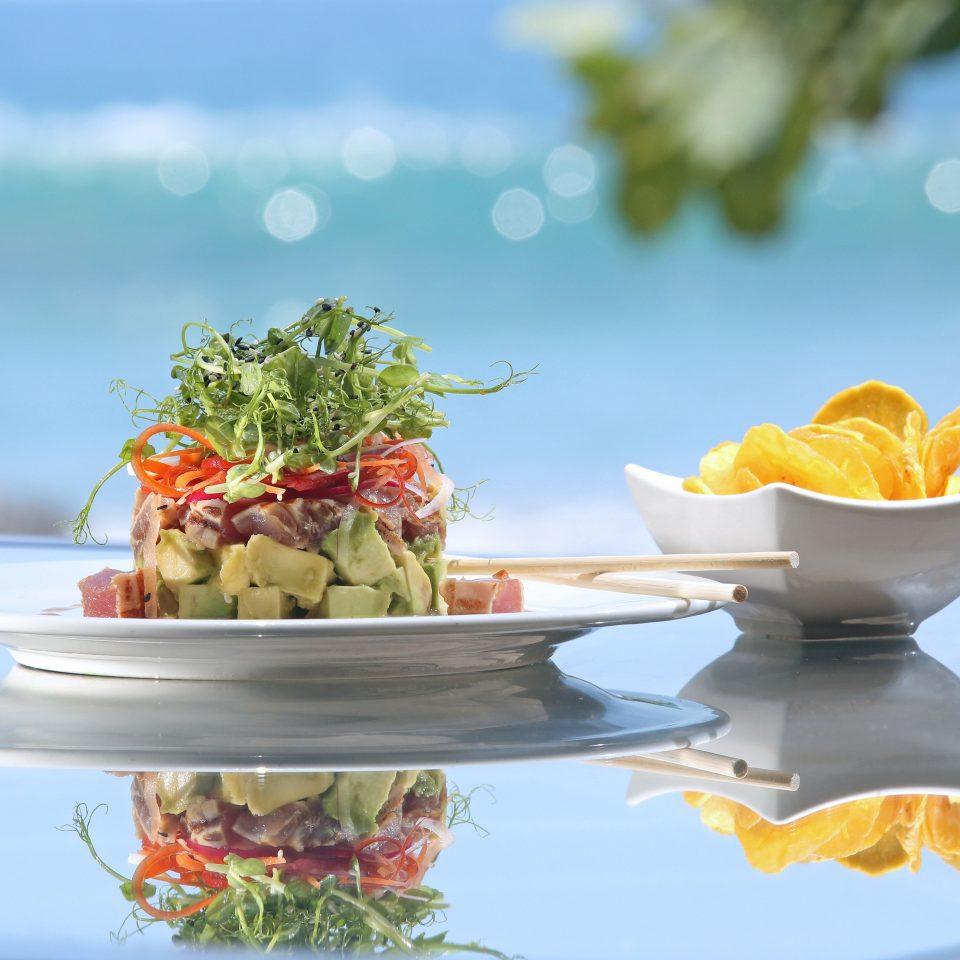 plate flower arranging flower floristry floral design food dining table