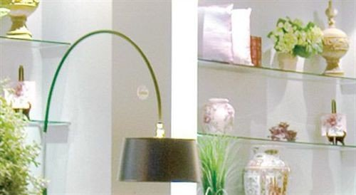shelf floristry product lighting vase glass flower dining table