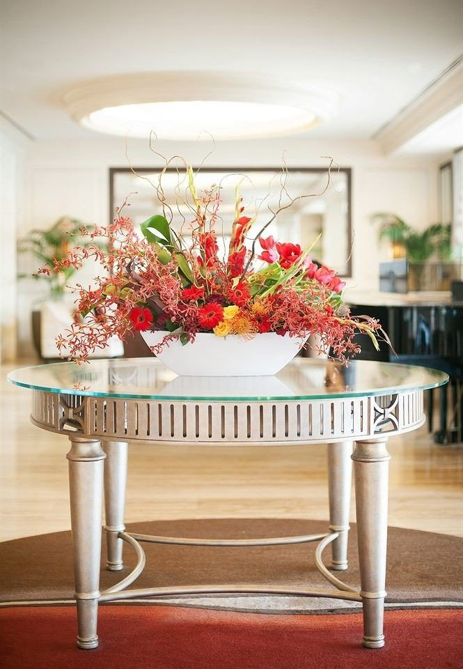 flower home floristry living room plant dining table