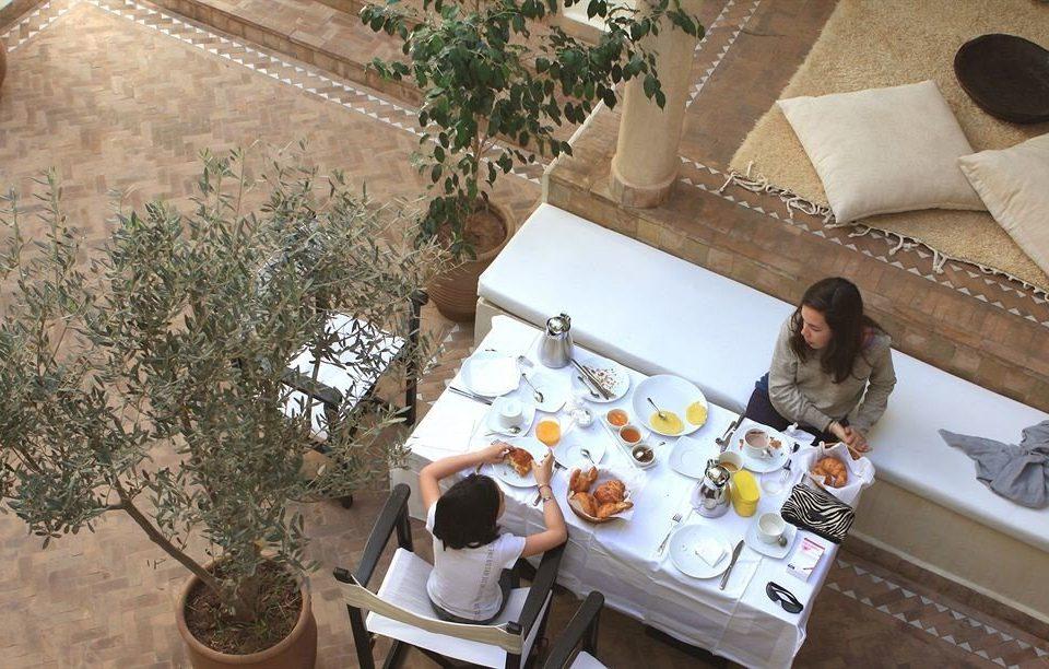spring home restaurant flower dining table