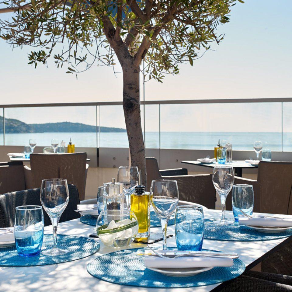 sky restaurant home dining table