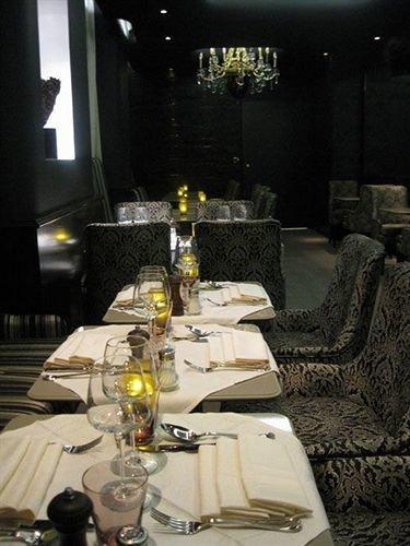 restaurant lighting screenshot dining table