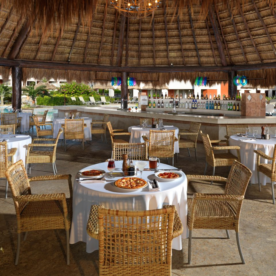 Dining Tropical chair restaurant ceremony function hall wedding reception