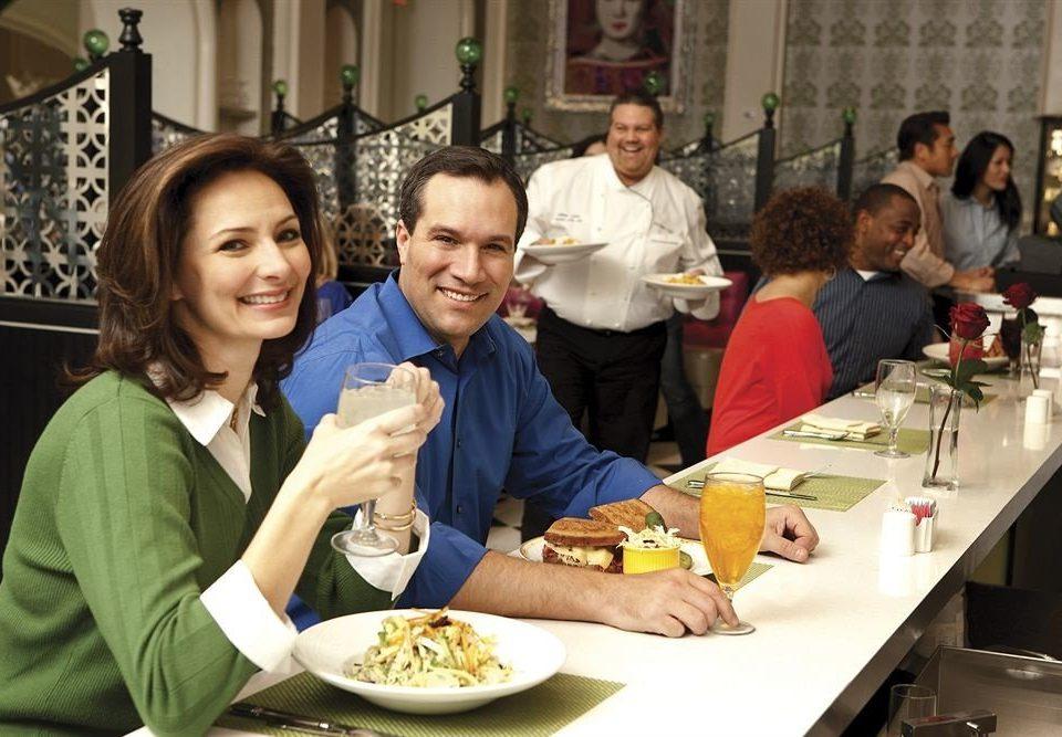 lunch group dinner sense restaurant