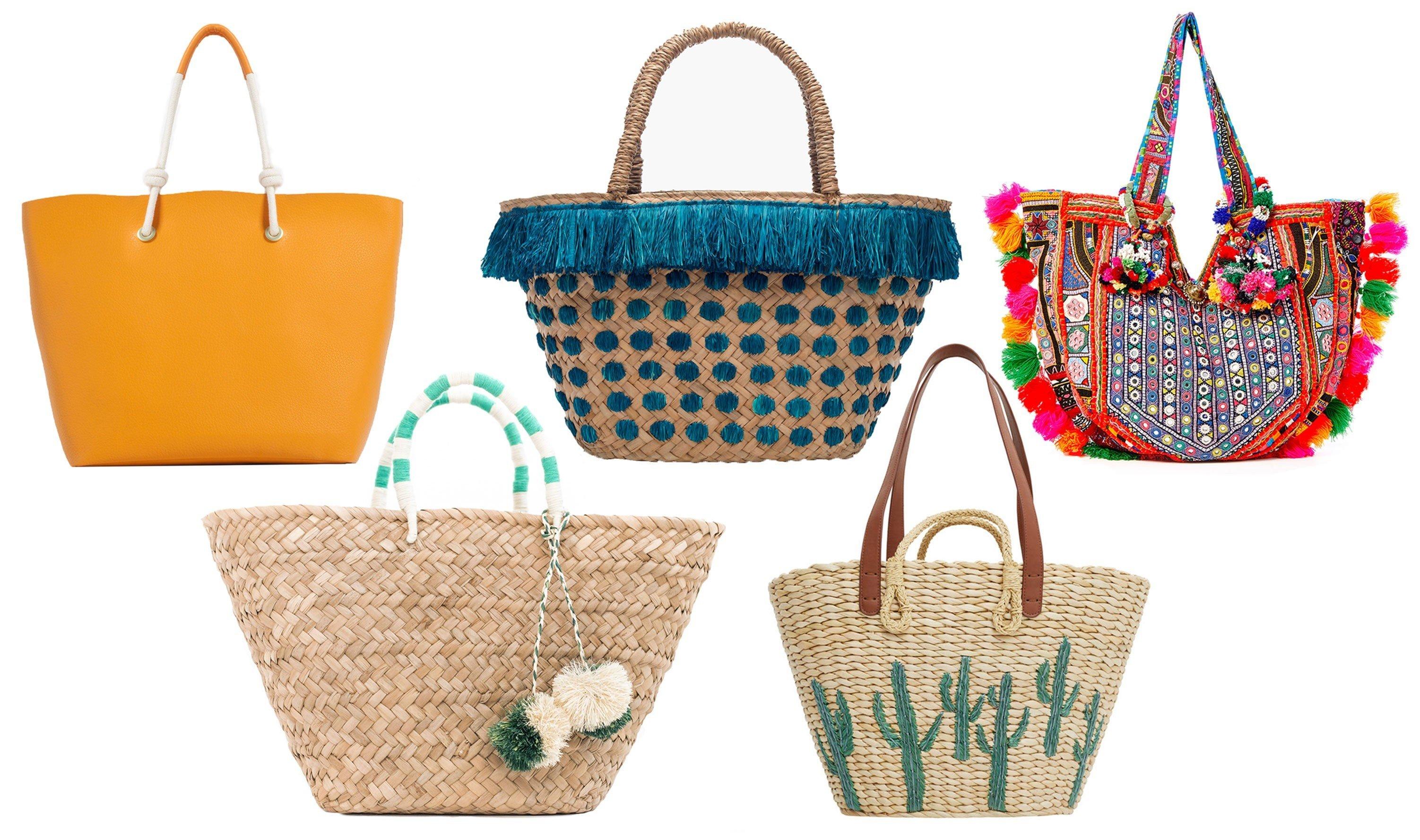 Style + Design handbag straw bag basket product fashion accessory tote bag