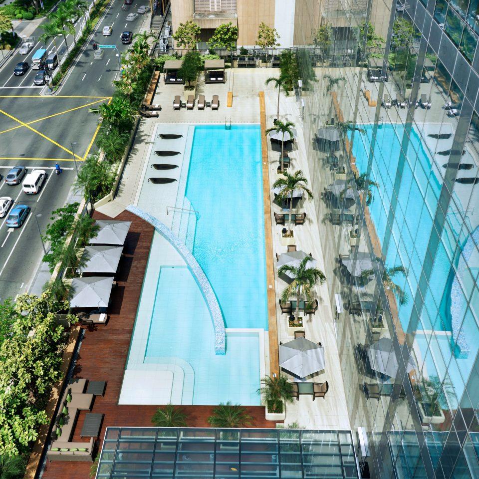 Hotels Play Pool Resort landmark neighbourhood aerial photography skyscraper Downtown cityscape urban design tower block dock
