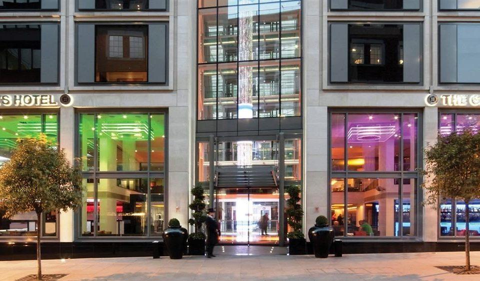 building neighbourhood Downtown plaza retail restaurant condominium shopping shopping mall Shop