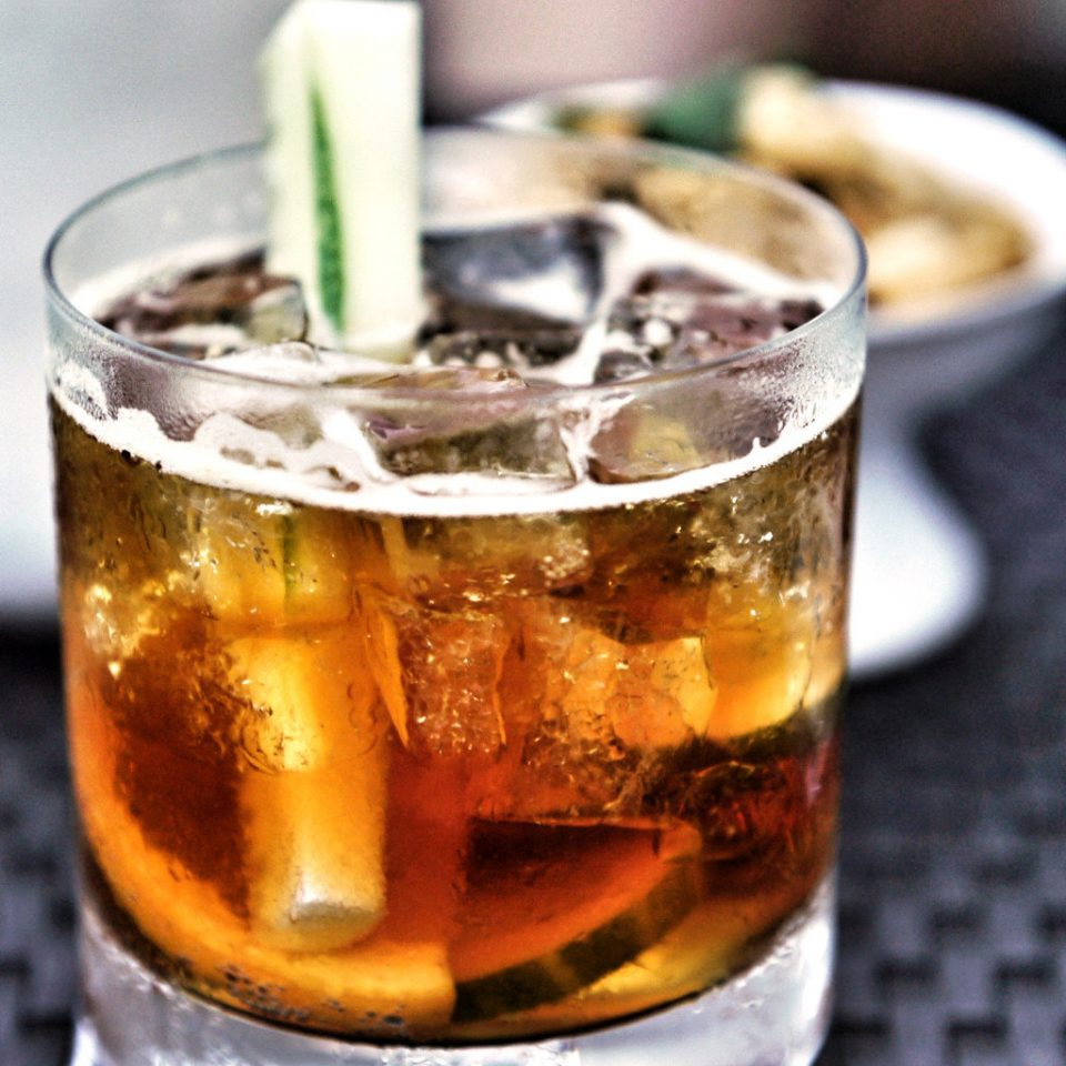 Drink cup alcoholic beverage food distilled beverage cuba libre cocktail beverage cuisine old fashioned whisky liqueur tea flavor glass alcohol fresh