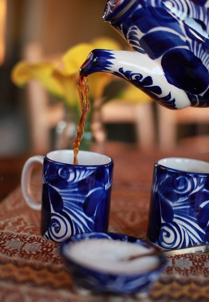 cup coffee blue food beverage Drink art