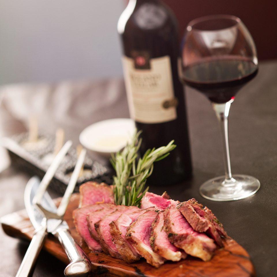 dinner food wine restaurant meat brunch sense Drink