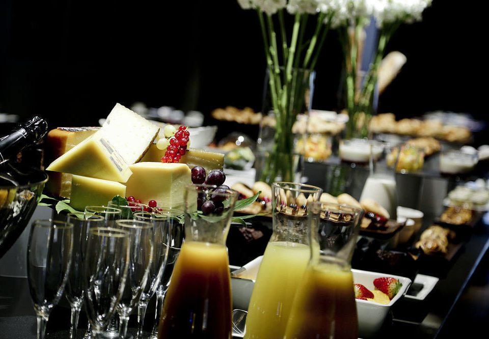centrepiece buffet flower restaurant Drink