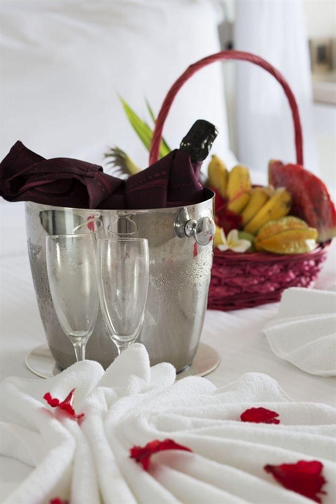 red food petal cloth dessert flower centrepiece Drink sense flavor sweetness
