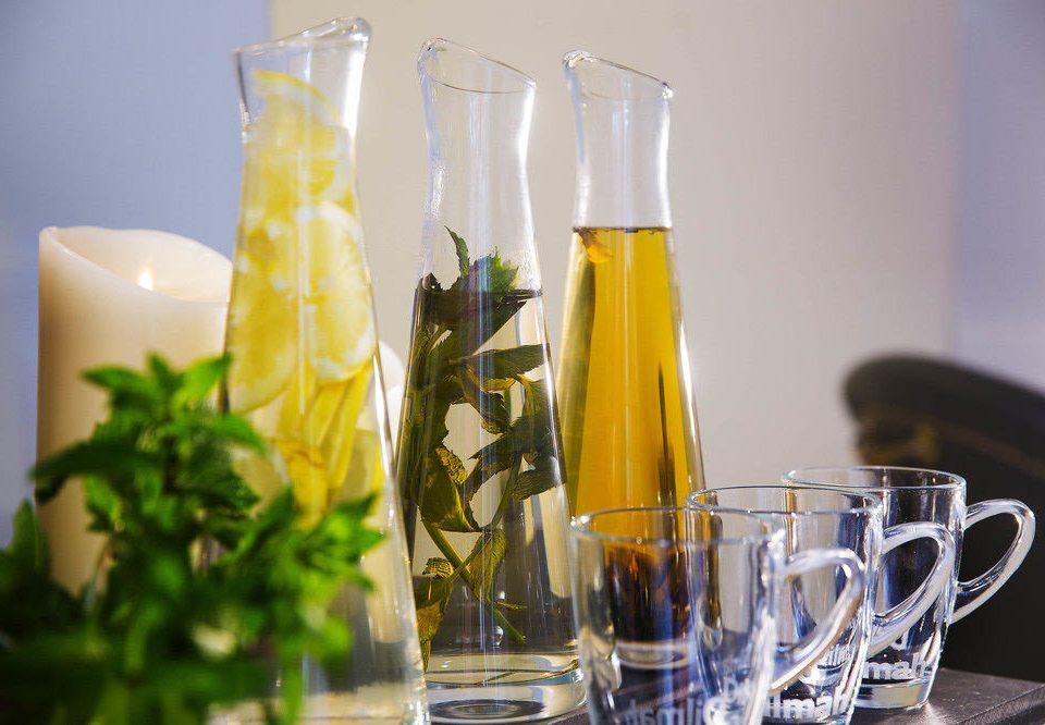 Drink lighting glass centrepiece wine