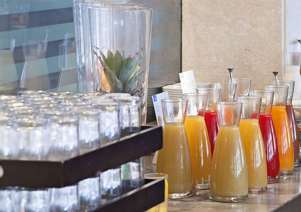Drink counter distilled beverage