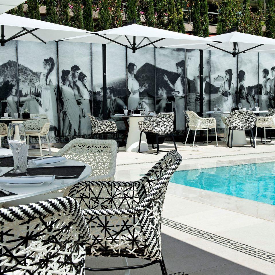 Drink Eat Exterior Lounge Luxury Pool leisure