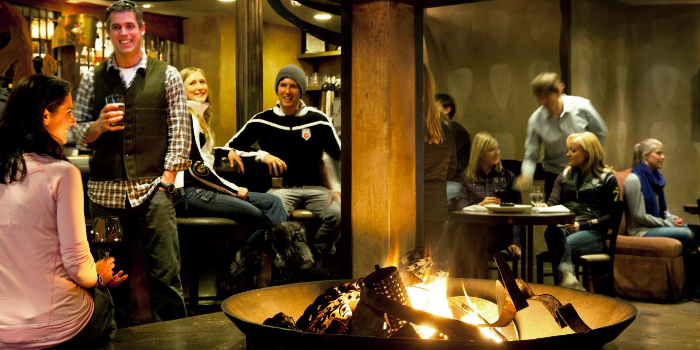 Drink Eat Firepit Nightlife musical theatre restaurant