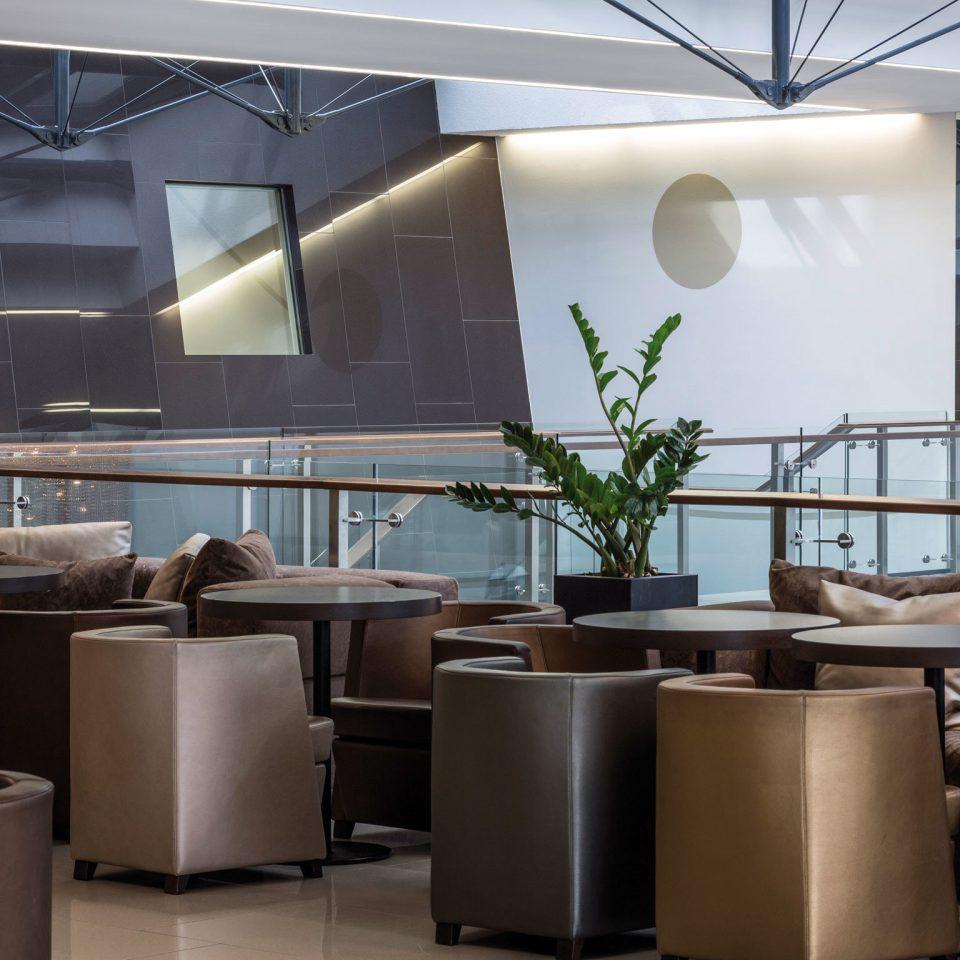Drink Eat Hip Lounge office lighting headquarters